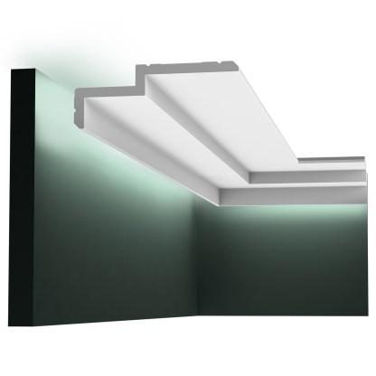 Карниз под скрытое освещение Orac Decor C391 STEPS
