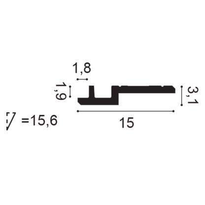 Orac Decor C395 STEPS