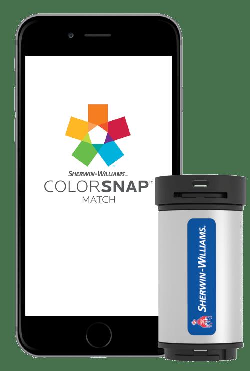 Sherwin-Williams ColorSnap Match