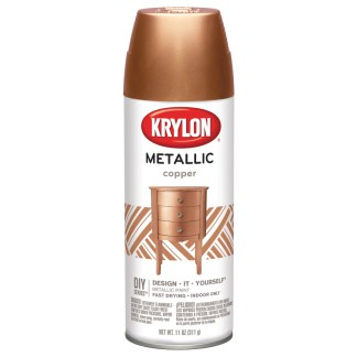 Krylon General Purpose Metallic Copper 2203