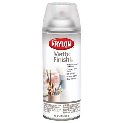 Krylon Matte Finish 1311