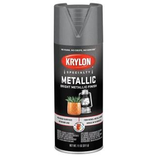 Krylon Metallic Dull Aluminum 1403