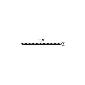 Молдинг из дюрополимера Orac Decor PX147