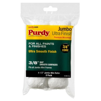 Purdy Ultra Finish Jumbo Mini Roller Cover 140624052