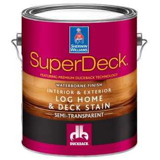 Sherwin-Williams SuperDeck Log Home and Deck Stain 1 Gallon