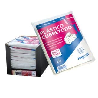 Pentrilo защитный пластик средний 08123