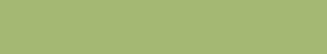 734 Глянцевый зеленый