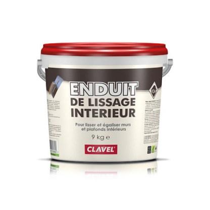 Финишная шпатлевка Clavel Enduit de lissage interieur