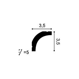 Карниз из дюрофоама Orac Decor CB520N