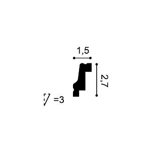 Карниз из дюрофоама Orac Decor CB530N