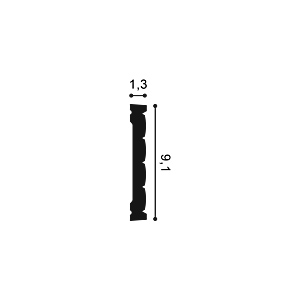 Молдинг из полиуретана Orac Decor P5020