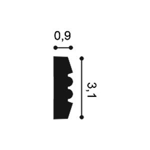 Молдинг из полиуретана Orac Decor P5021