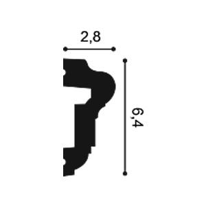 Молдинг из полиуретана Orac Decor P6020