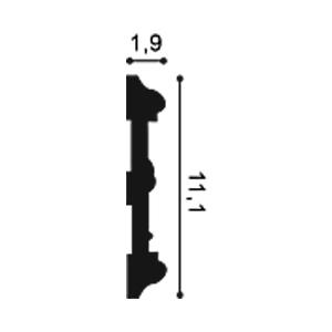 Молдинг из полиуретана Orac Decor P7020