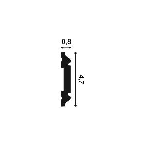 Молдинг из дюрополимера Orac Decor PX144