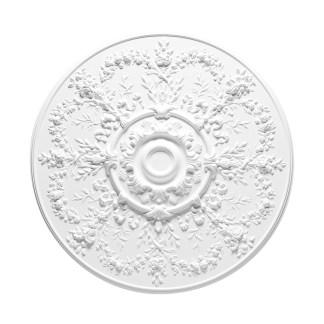 Потолочная розетка из полиуретана Orac Decor R64