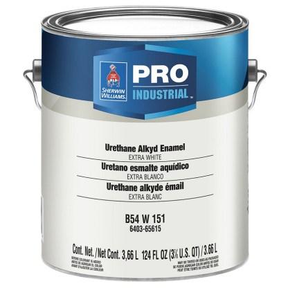Sherwin-Williams Pro Industrial Urethane Alkyd Enamel алкидная эмаль