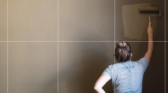 8_Ошибки при покраске стен