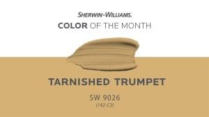 SW 9026 Tarnished Trumpet