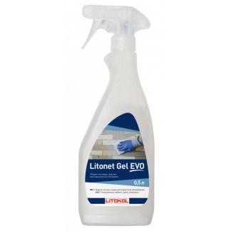 LITOKOL Litonet Gel EVO чистящее средство для керамической облицовки