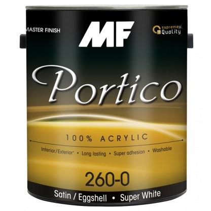 Универсальная моющаяся краска MF Paints Portico 260