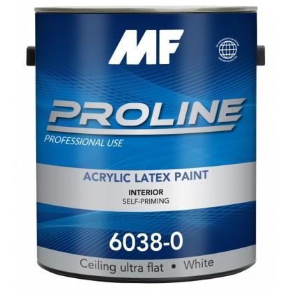 MF Paints Proline Blue 6038 ультра матовая интерьерная краска