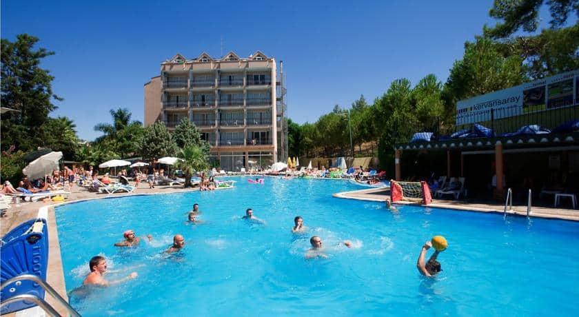 1 Woche Türkei, Marmaris, 4Sterne Hotel, All Inclusive & Flug für CHF 402.- p.Pers.