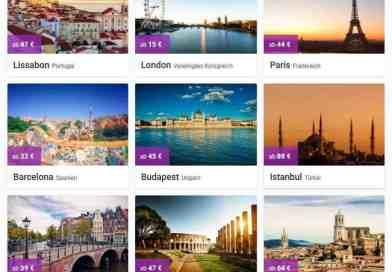Aktuelle Flug Deals für Deine Region