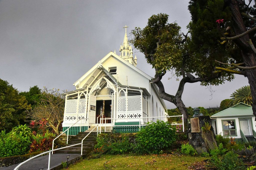 Painted Church Hawaii