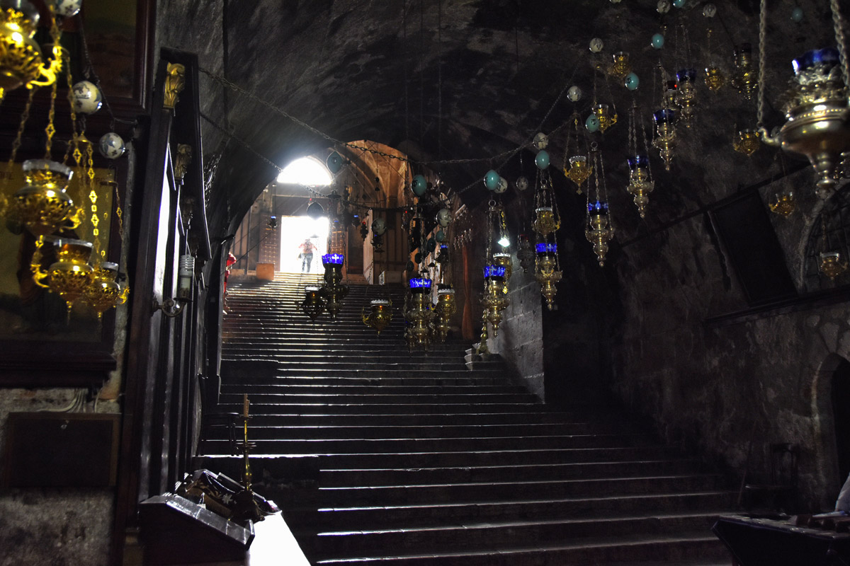 Orthodox Tomb of the Virgin Mary, Jerusalem