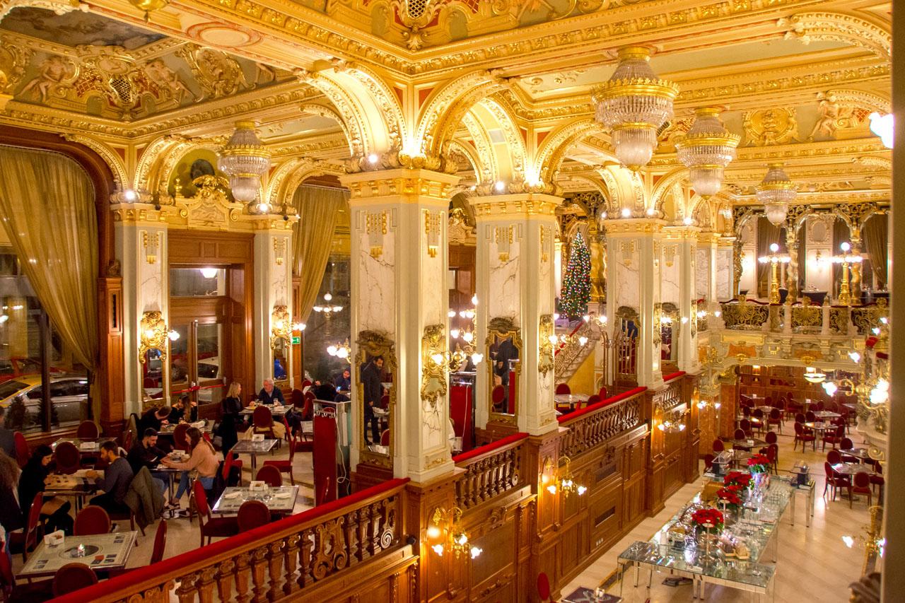 Budapest Sugar Rush: Visit the best Budapest Cafes