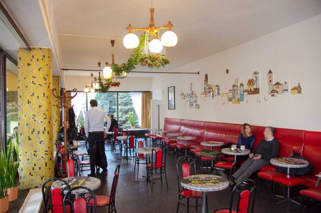 Bambi Espresszo Cafe Budapest