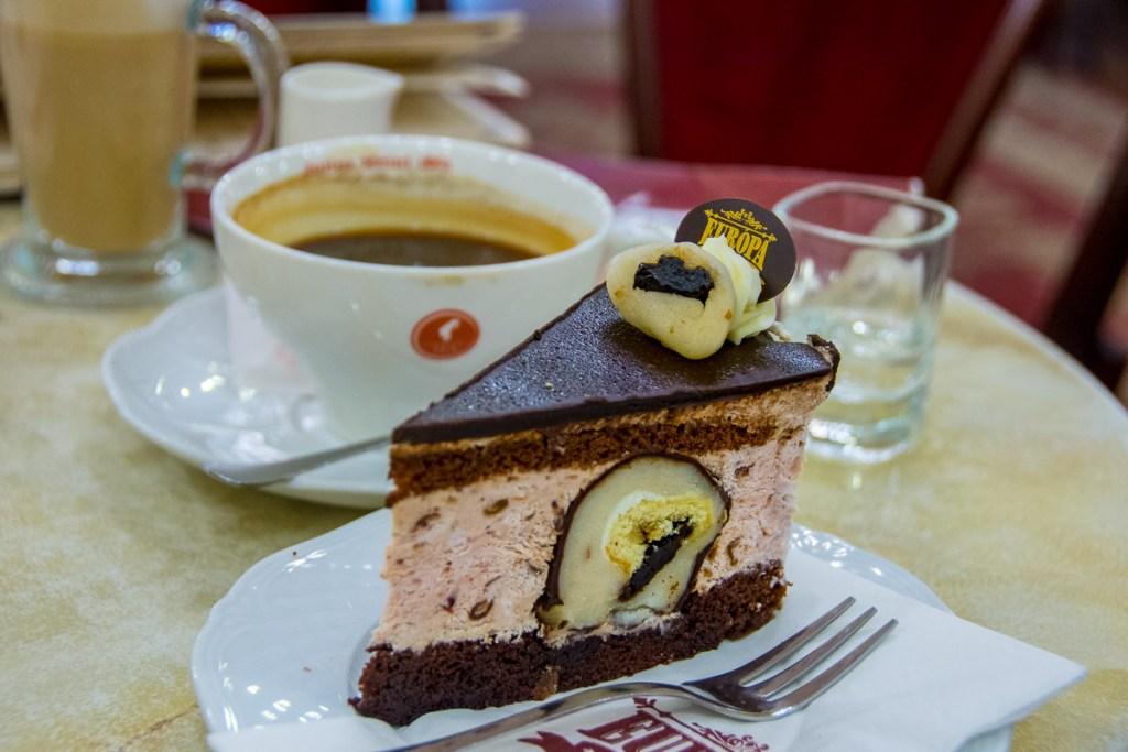 Cafe Europa Budapest