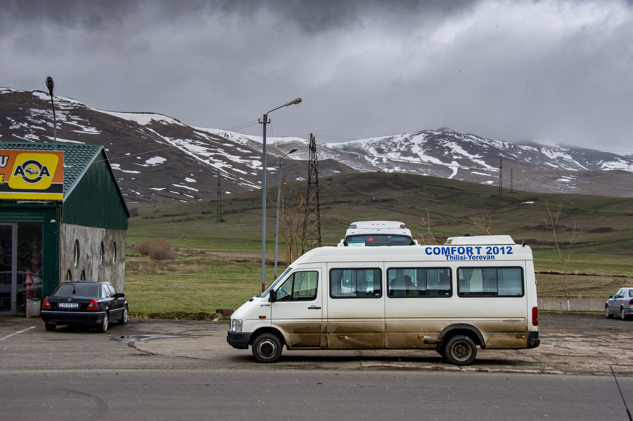 How to arrive in Armenia in Style
