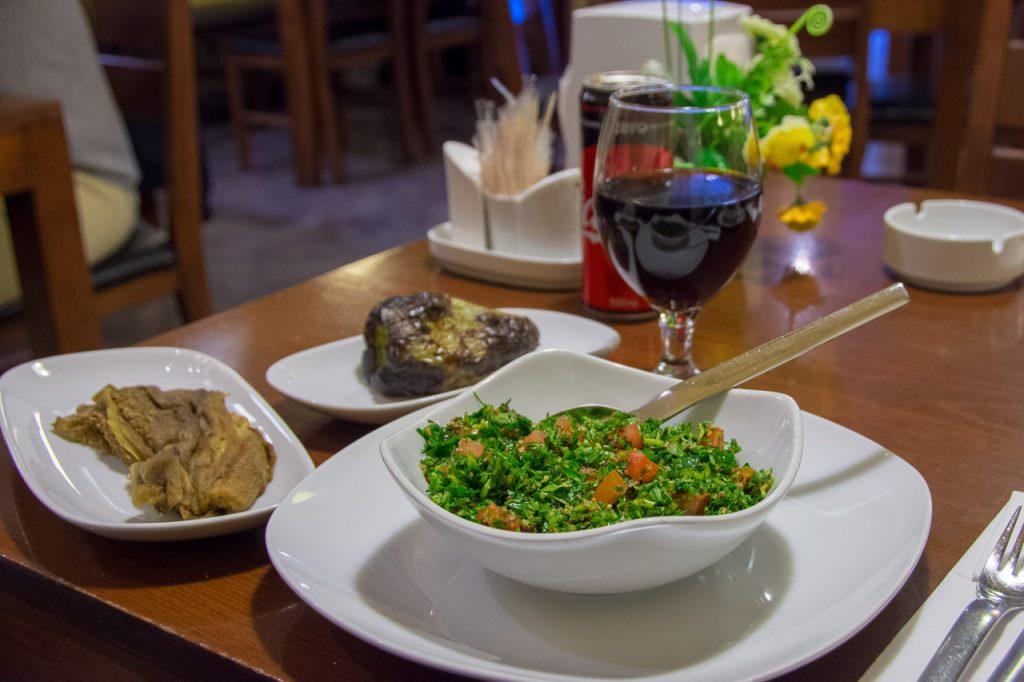 Anteb Restaruant Yerevan
