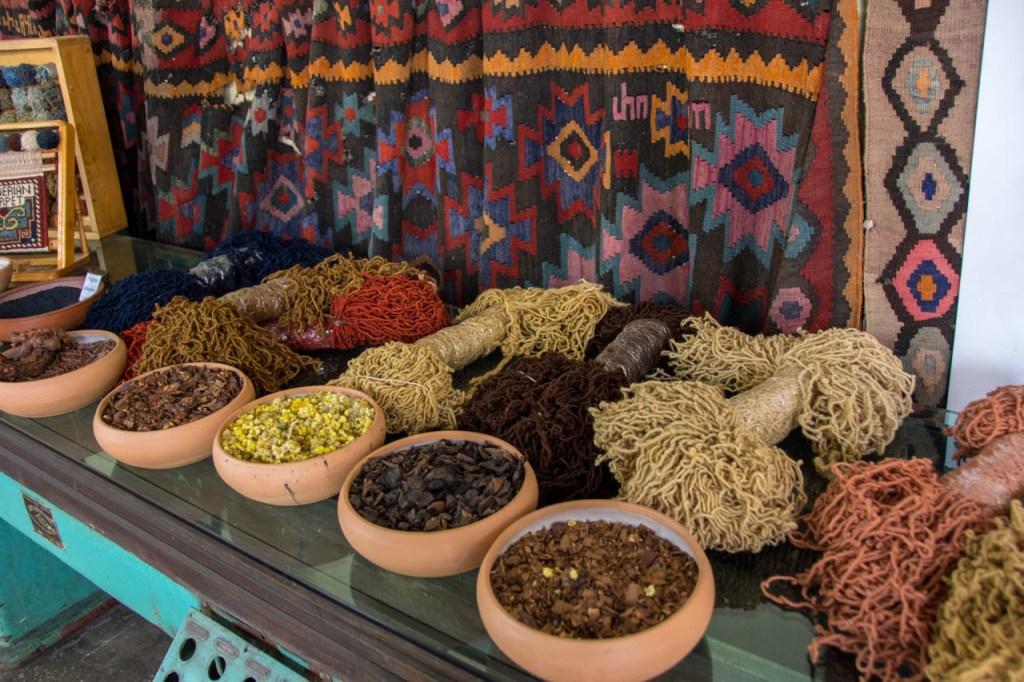 Buying a Caucasian Carpet in Armenia and Georgia