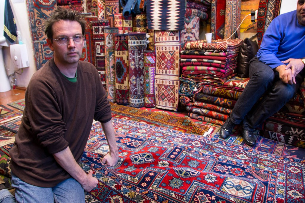 Buying a Caucasian Carpet in Armenia and Georgia - Postoyan Carpets