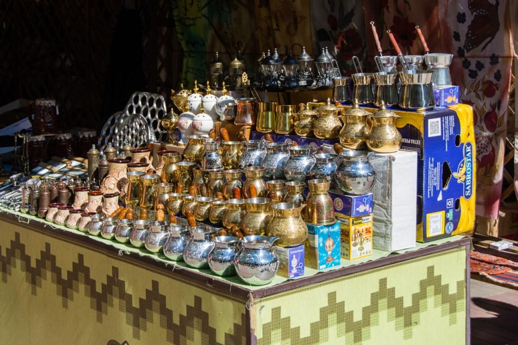 shopping in the Caucasus