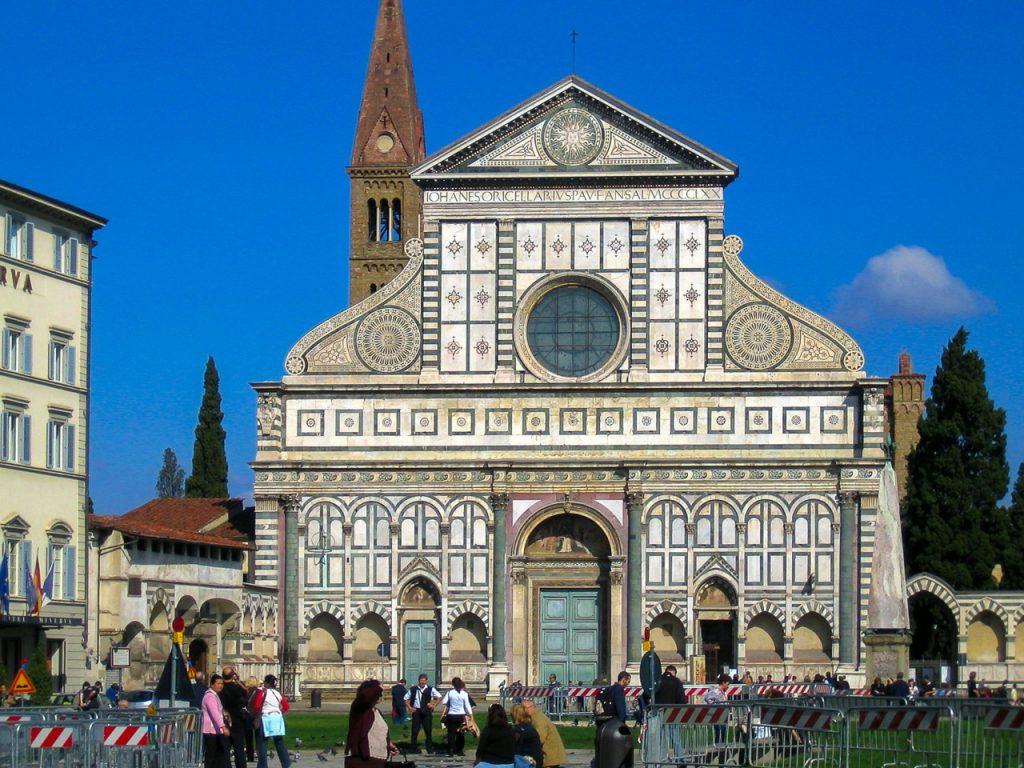Florence Santa Maria Novella