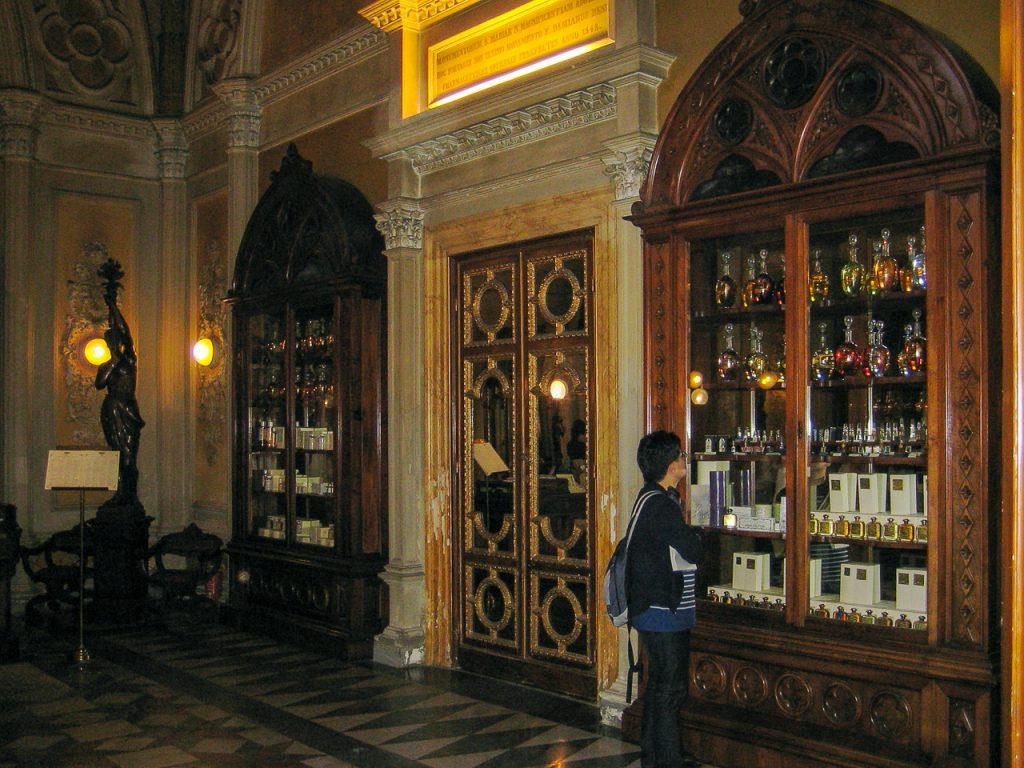 Florence Santa Maria Novella Pharmacy