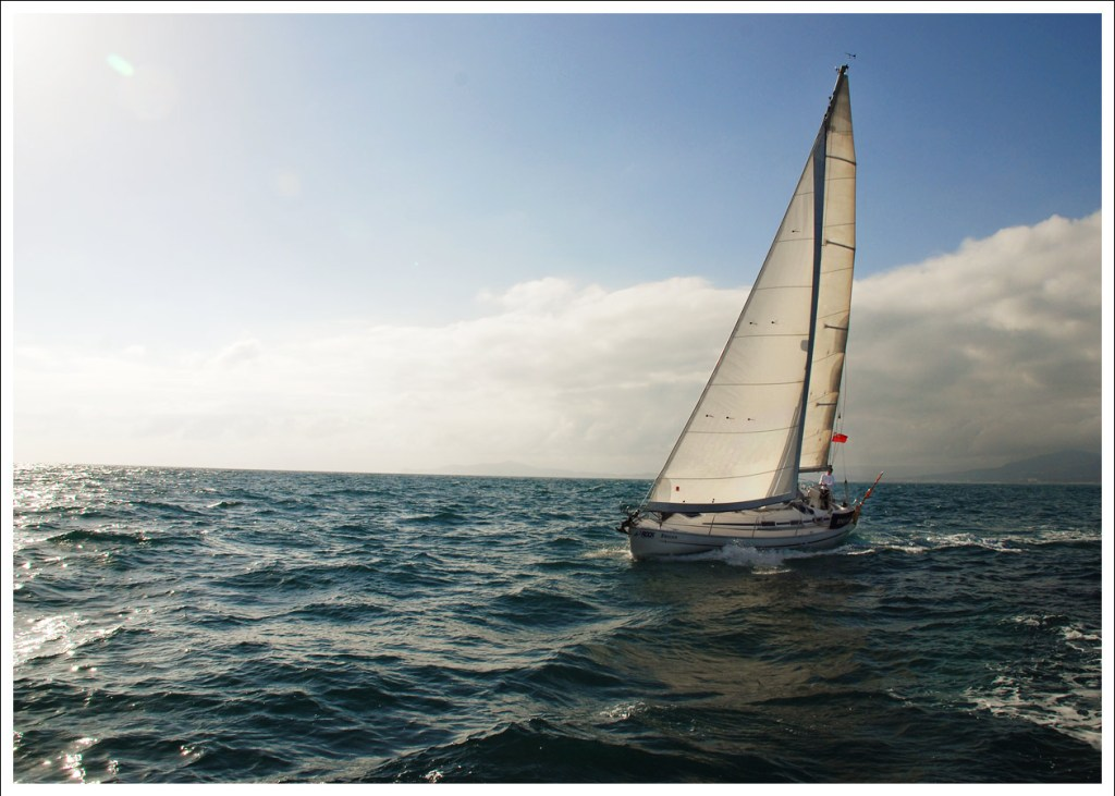 learn to sail in Gibraltar