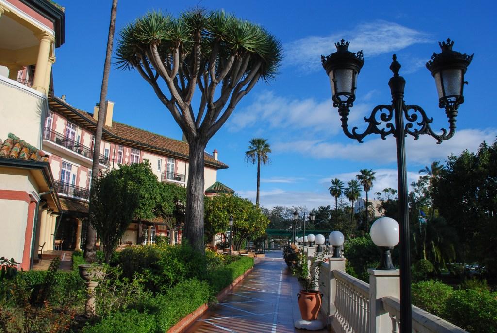 Algeciras Hotel Reina Christina