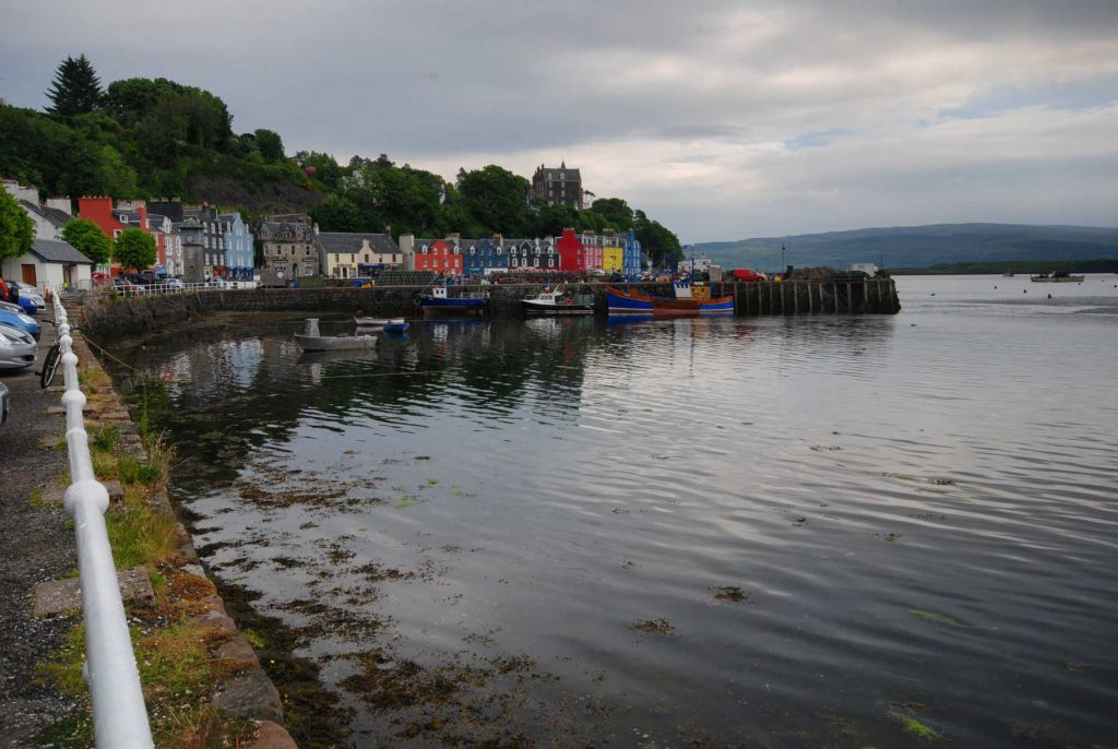view of Tobermory