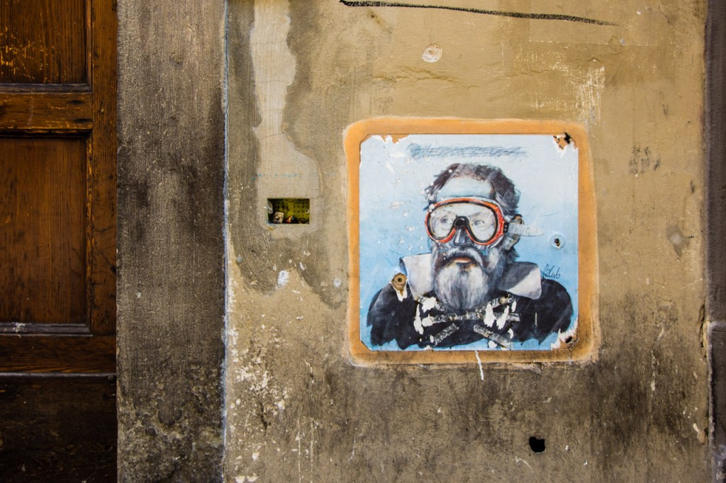 Florence in High Season: Street Art