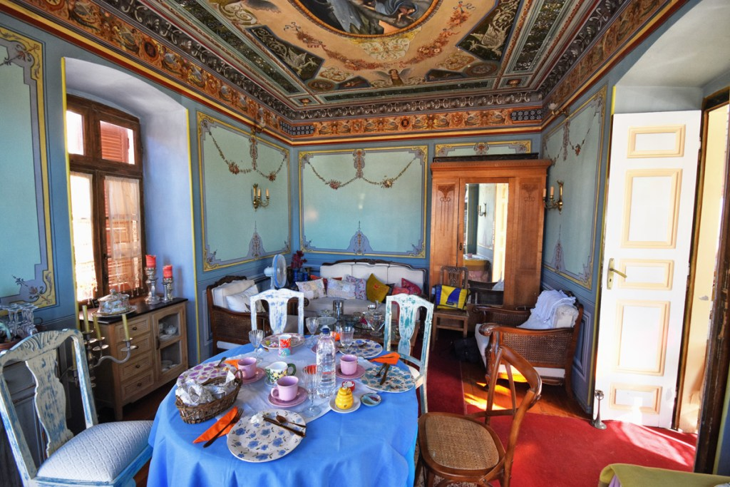 Hotel Aeginitiko Archontiko, Aegina