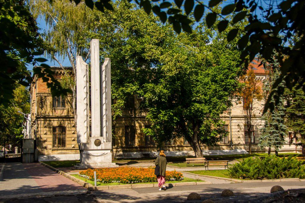 Chisinau Modern Architecture