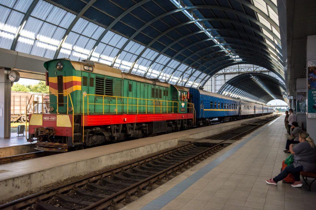 Chisinau Bucharest train