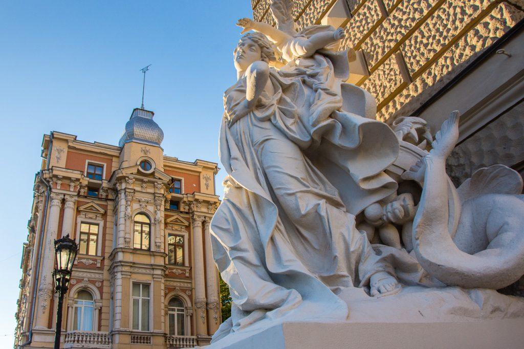 Odessa Opera House Ukraine