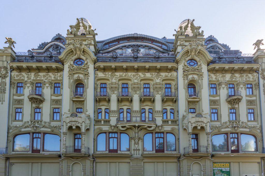 Odessa Deribasivska Street