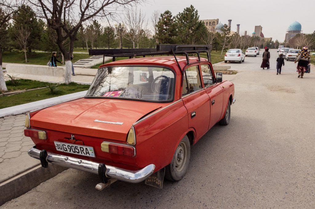 Old Town, Samarkand